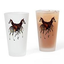 Okapi Drinking Glass
