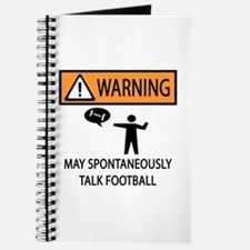 Spontaneously Talks About Football Journal