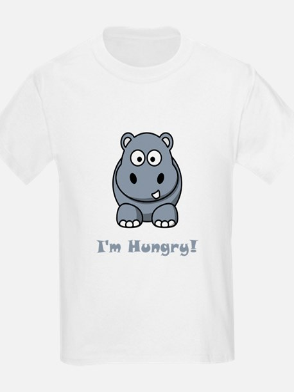 I'm Hungry Hippo T-Shirt