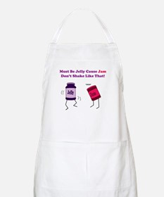 Must Be Jelly BBQ Apron