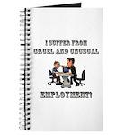 Cruel Employment Journal