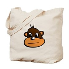 Cartoon Monkey Tote Bag