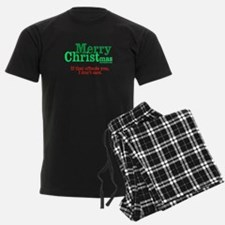 Offensive Merry Christmas Pajamas