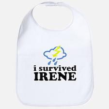 I Survived Irene Bib