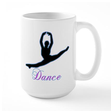Dancers Gifts Large Mug