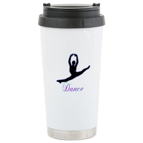 Dancers Gifts Stainless Steel Travel Mug