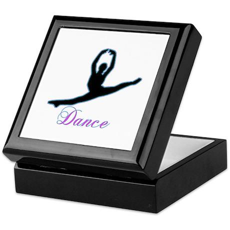 Dancers Gifts Keepsake Box