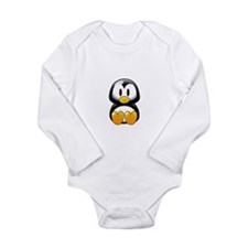 Cartoon Penguin Baby Outfits