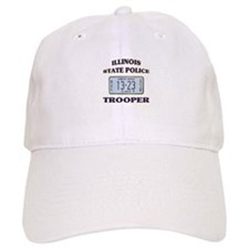 Illinois State Police Baseball Cap
