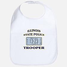 Illinois State Police Bib