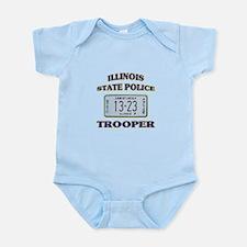 Illinois State Police Onesie