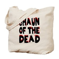 'Shaun of the Dead' Tote Bag