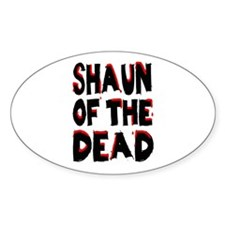 'Shaun of the Dead' Decal