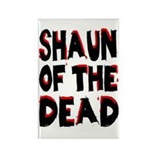 'Shaun of the Dead' Rectangle Magnet