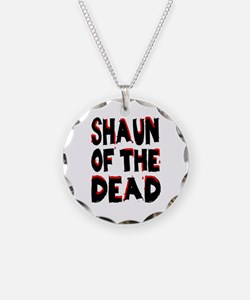 'Shaun of the Dead' Necklace