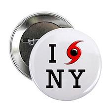 """NY Hurricane 2.25"""" Button"""