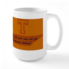 I will give my all Mug