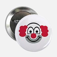 "Clown face 2.25"" Button"