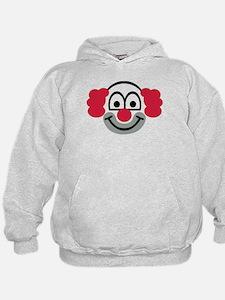 Clown face Hoodie