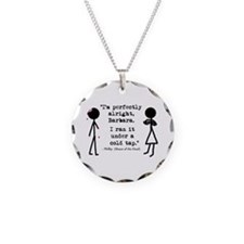 'Shaun of the Dead Quote' Necklace