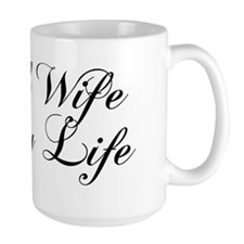 Greek Wife Happy Life Mug