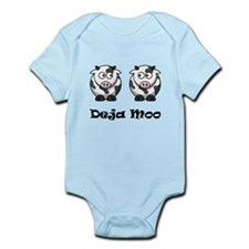 Deja Moo Infant Bodysuit