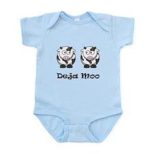 Deja Moo Infant Bodysuit