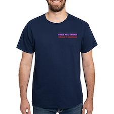 """Still All There"" Pocket T-Shirt"