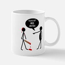 'Shaun of the Dead Cartoon' Mug
