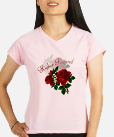 Higher Powered Rose Performance Dry T-Shirt