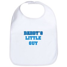 Daddy's Little Guy Bib