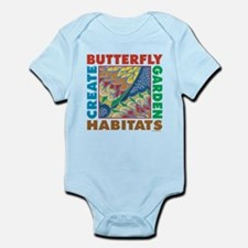 Butterfly Garden Infant Bodysuit