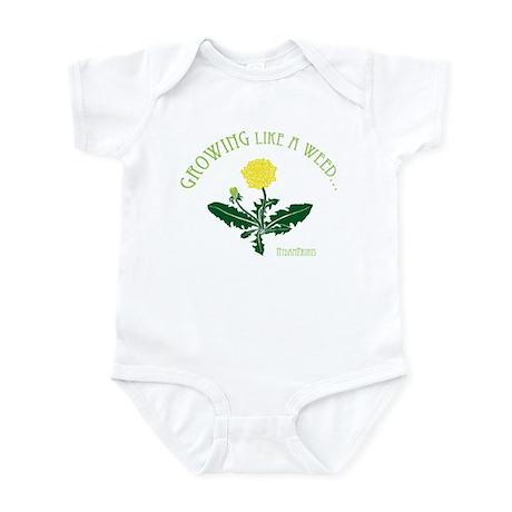 Dandelion Infant Bodysuit