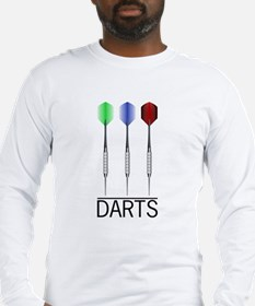 3 Darts Long Sleeve T-Shirt