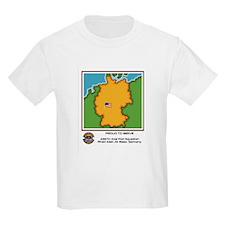 Aerial Porter Kids T-Shirt