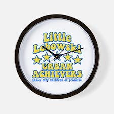 Little Lebowski Urban Achievers Big Wall Clock