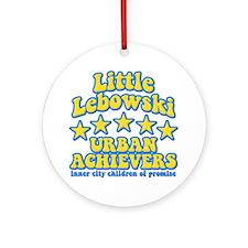 Little Lebowski Urban Achievers Big Ornament (Roun