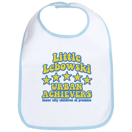 Little Lebowski Urban Achievers Big Bib