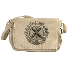 Confederate States Navy Messenger Bag