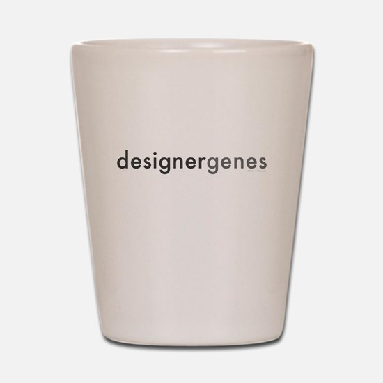 """Designer Genes"" Shot Glass"