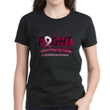 Fight Head Neck Cancer Cause Tee