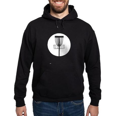 Disc Golf Basket Hoodie (dark)