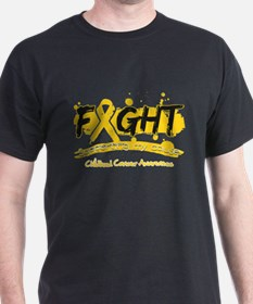 Fight Childhood Cancer Cause T-Shirt