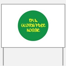 Gluten Free Aussie Yard Sign