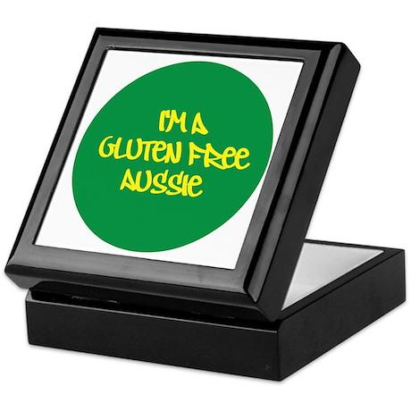 Gluten Free Aussie Keepsake Box