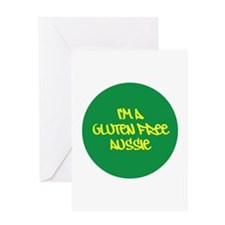 Gluten Free Aussie Greeting Card