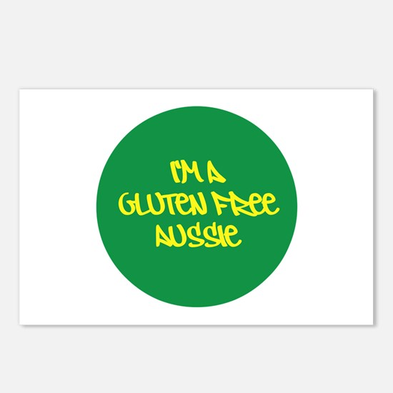 Gluten Free Aussie Postcards (Package of 8)