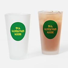 Gluten Free Aussie Drinking Glass