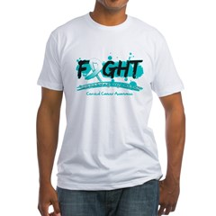 Fight Cervical Cancer Cause Shirt