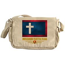 Missouri Battle Flag Messenger Bag